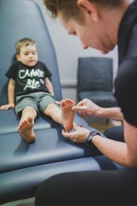 Kids Podiatry | Kids Feet Checks Townsville