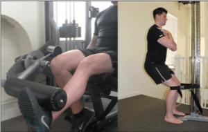 Knee Injury Townsville