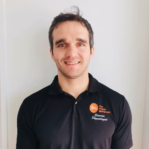 Scott Naughton-Exercise Physiologist